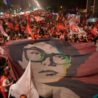 Long walk to socialism: celebrating the Workers Party victory in Brazil