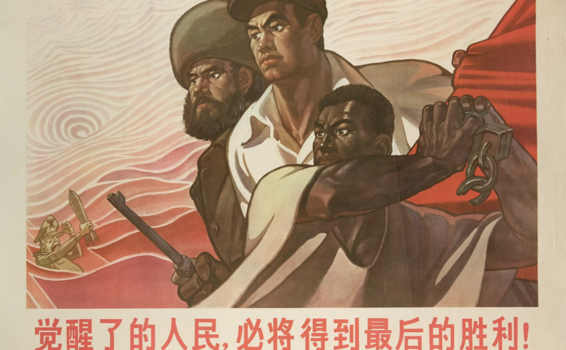 Is China the new imperialist force in Africa?