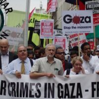 A Left Labour government would weaken imperialism and work for peace