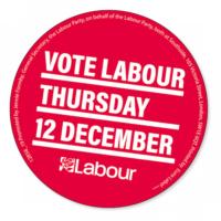 Vote Labour on 12 December