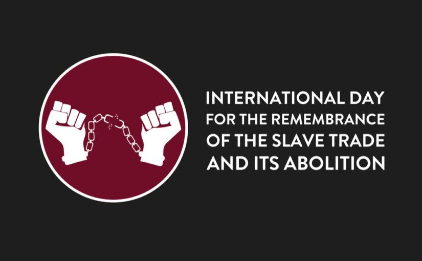 Carlos Martinez interviewed on China Plus 'World Today' regarding the legacy of the Transatlantic slave trade