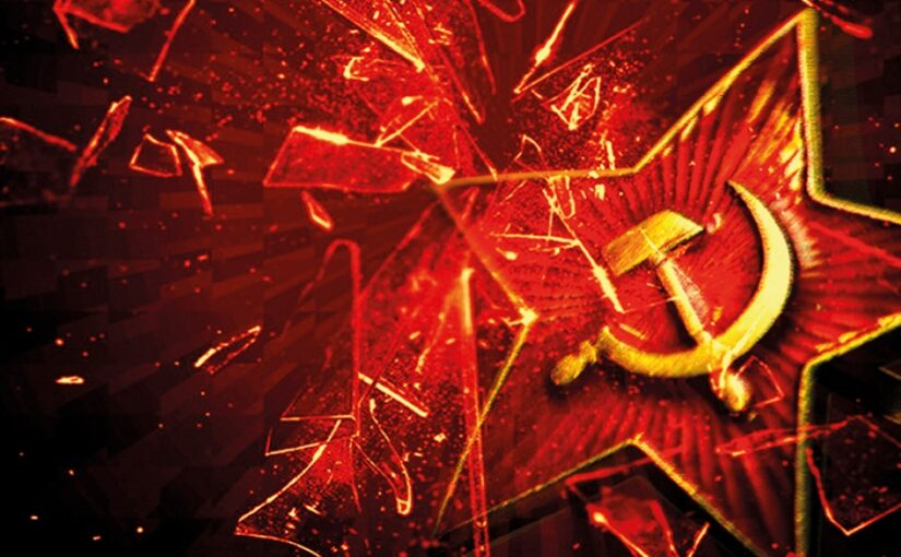 The Soviet collapse: entirely unnecessary and utterly disastrous