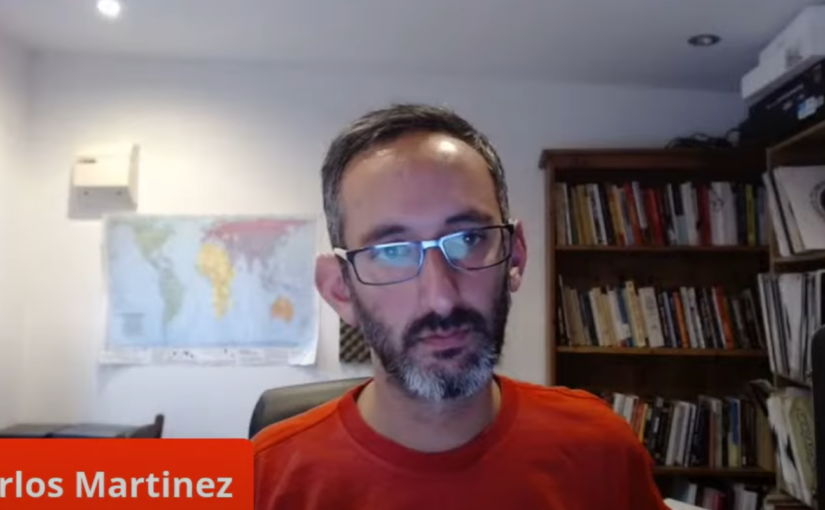 Extended interview with Carlos Martinez about all things China